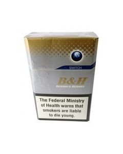 BENSON & HEDGES SWITCH