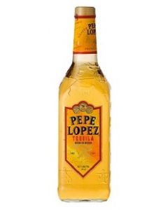 Buy Pepe Lopez gold Tequila 1Ltr (Pack of 6)