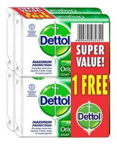 Buy DETTOL SOAP 175G Online Shopping at aivon.ng|Lagos – Nigeria