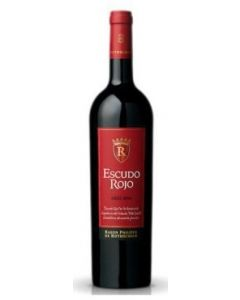 Buy ESCUDO ROJO RED 75cl (Pack of 6)