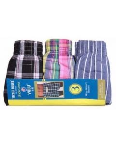 Terry Boy Boxers (5-7 Years)