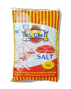 Mr Chef Salt 1KG
