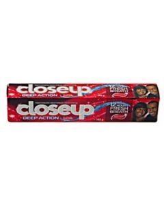 Buy CLOSEUP DEEP ACTION 140G Online Shopping at aivon.ng|Lagos – Nigeria
