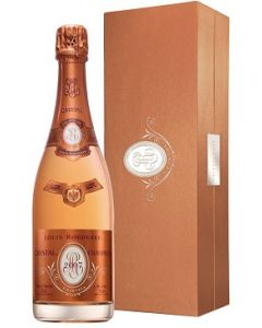 Buy LOUIS ROEDERER CRISTAL ROSE 75CL (Pack of 6)