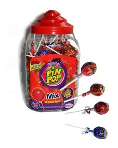 Pinpop Stick Sweet (x10)