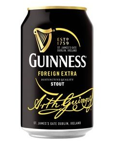 Buy GUINNESS STOUT CAN 33CL Online Shopping at aivon.ng|Lagos – Nigeria