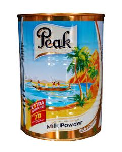 Peak Milk Tin 900G