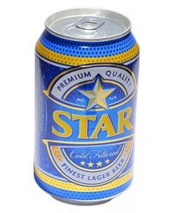 Buy STAR BEER CAN 33CL Online Shopping at aivon.ng|Lagos – Nigeria