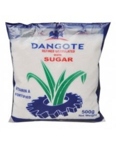 Dangote Granulated Sugar 500G
