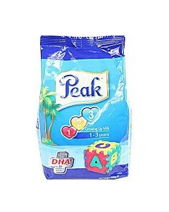 Peak Milk 123 Refill 400G