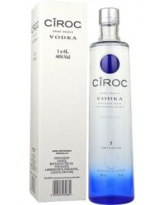 CIROC VODKA 6L (Pack of 1)