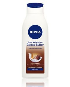 Nivea Lotion 400ML - Cocoa Butter