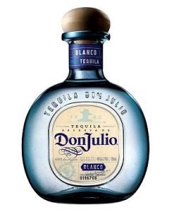 DON JULIO BLANCO 75CL (Pack of 6)