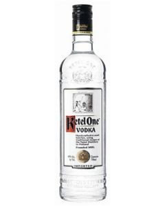 KETEL ONE VODKA 1L (Pack of 12)