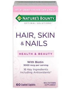Nature's Bounty Hair