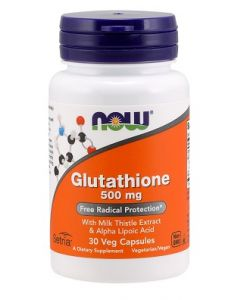 NOW Glutathione 500 mg
